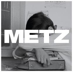 Metz debut album