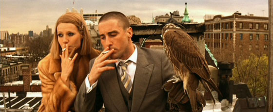 Gwyneth Paltrow e Luke Wilson in I Tenenbaum