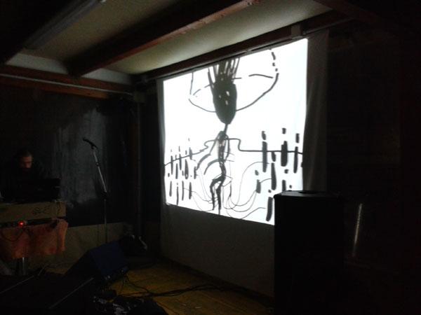 Uochi Toki live al Déjà Vu, Cattolica