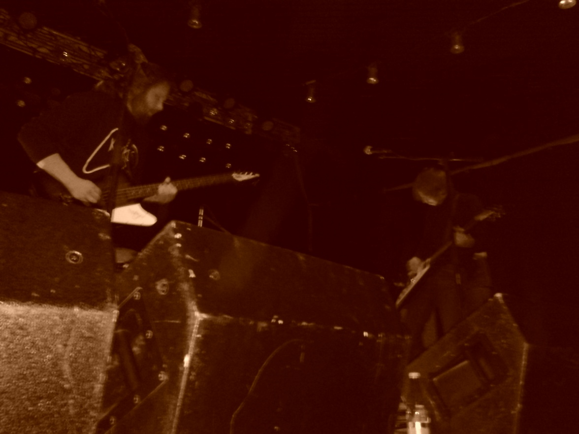 Pharaoh Overlord feat. Charles Hayward on the drums