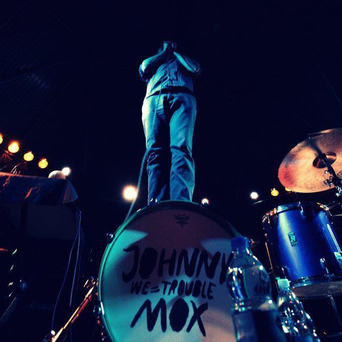 Johnny Mox (We=Trouble)