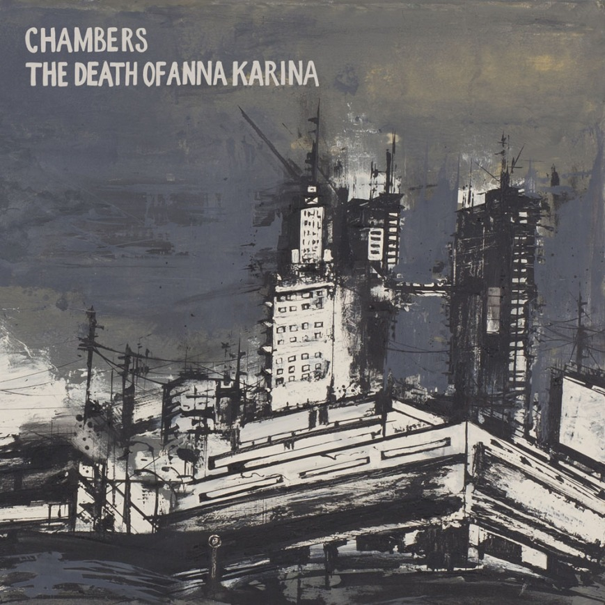 Split The Death Of Anna Karina + Chambers