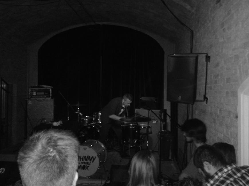 Johnny Mox live @ I Vizi del Pellicano 2013