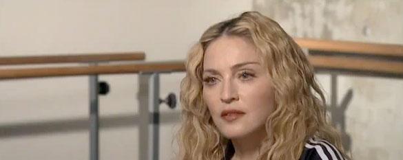 Madonna, oggi