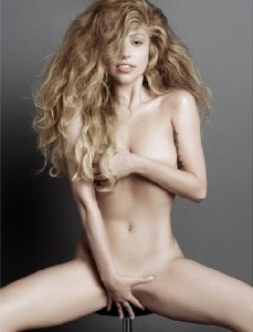 Lady Gaga per V Magazine