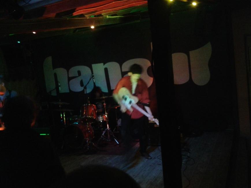 Merchandise live Hana-Bi