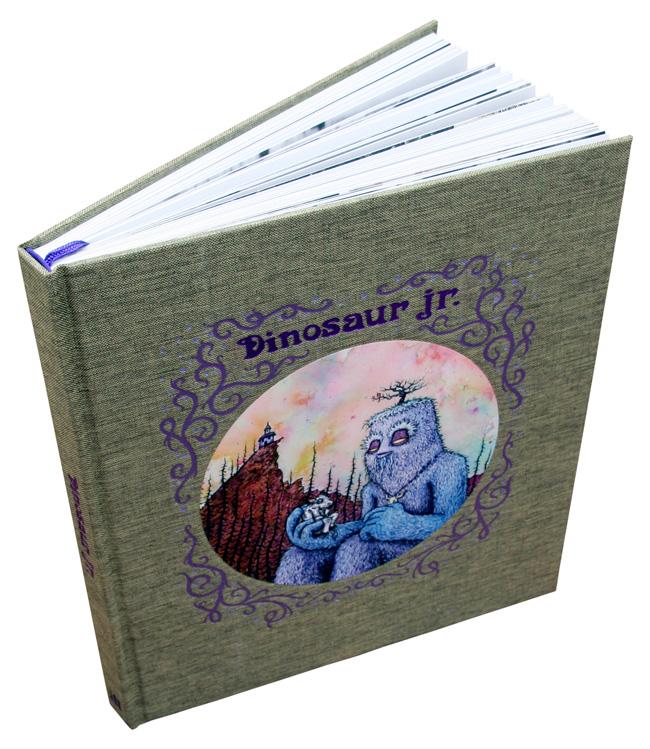 il libro dei Dinosaur Jr