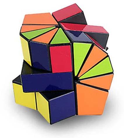 Cubo di Rubik come Serena Grandi