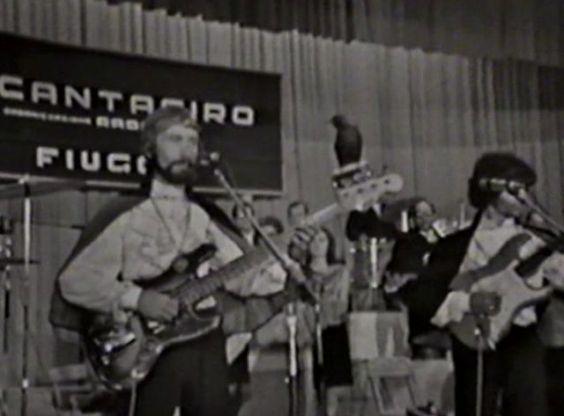 i corvi a fiuggi nel 1966